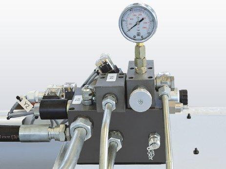 Yawei Variable Rake Shaker close up