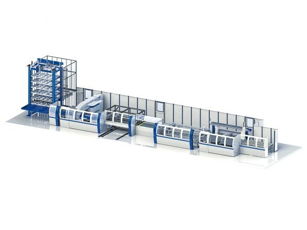 Yawei HPE Automation