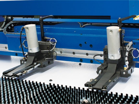 Yawei HPE material clamps