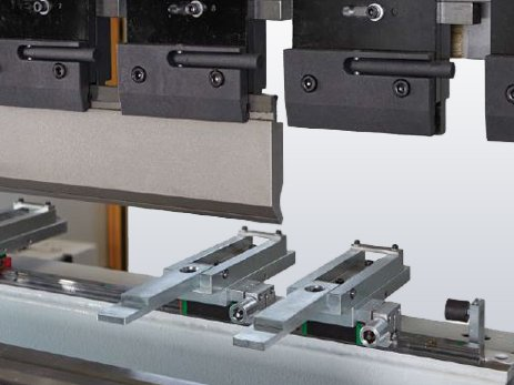 Adira Press Brake close up