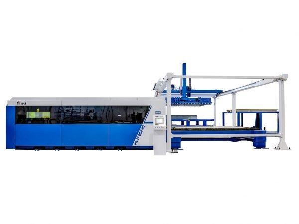 Yawei Laser Profiling