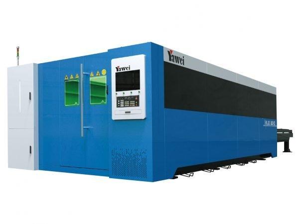 Yawei HLE Laser Profiling machine